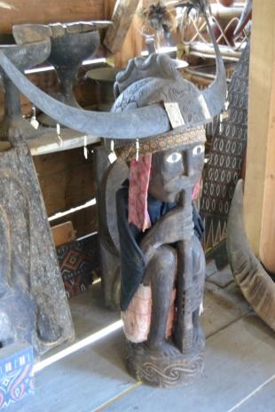 Tau-Tau, statue resembling a dead person