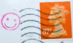 UK Stamp