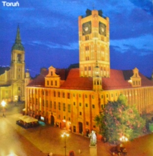 Ratusz Stariomejski, Old Town City Hall of Torun