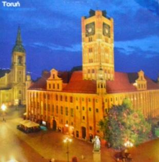 Ratusz Stariomejski, Old Town City Hall of Torun