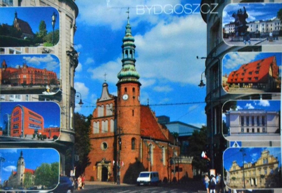 Bydgoszcz Old Town View