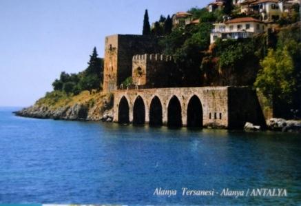 Alanya Tersanesi- Antalya