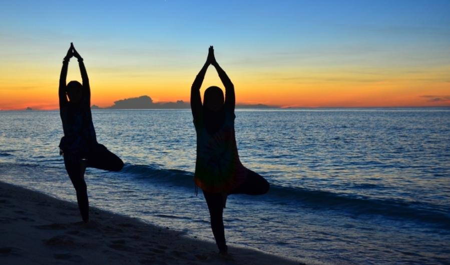 Yoga at Lanjukang