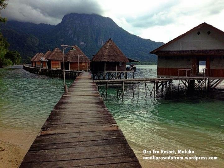 Ora Eco Resort, Maluku- cocok untuk honeymoon lho!