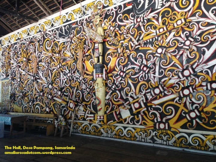 Aula Desa Pampang- Samarinda