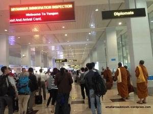 Bandara Intl Yangon