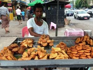 Jajanan ala Myanmar