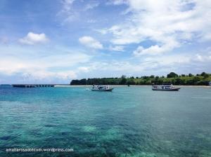 Masih dari Pelabuhan Pamatata, Selamat datang di Pulau Selayar!