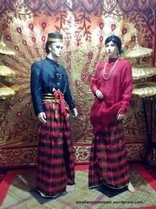 Busana Khas Selayar, Museum Tanadoang