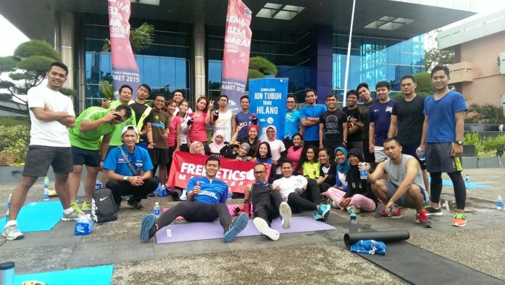 Freeletics Makassar