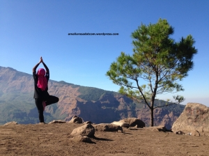 Yoga di Yogya