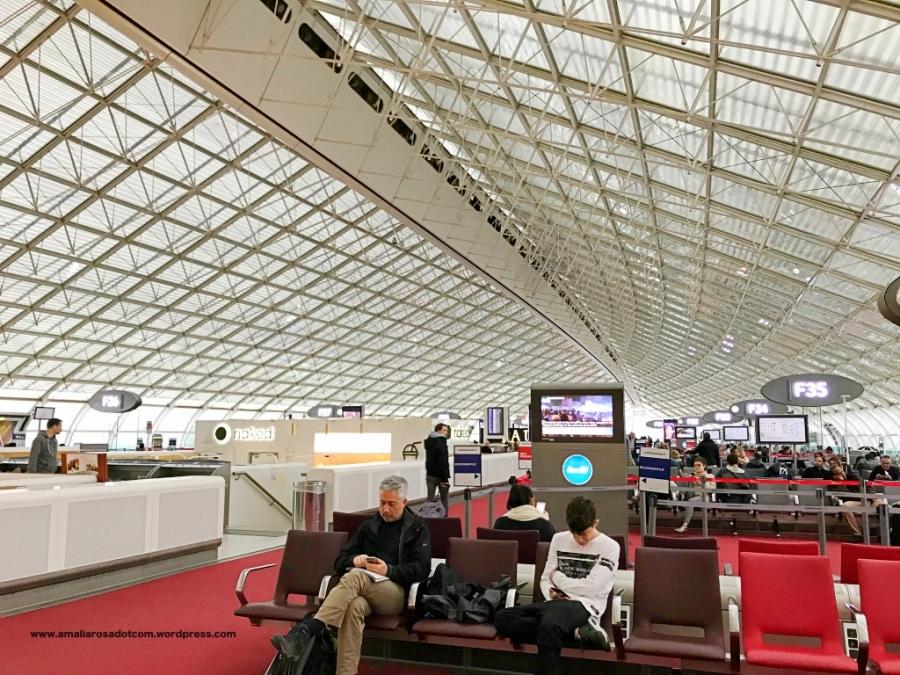 Charles de Gaulle Airport, Paris