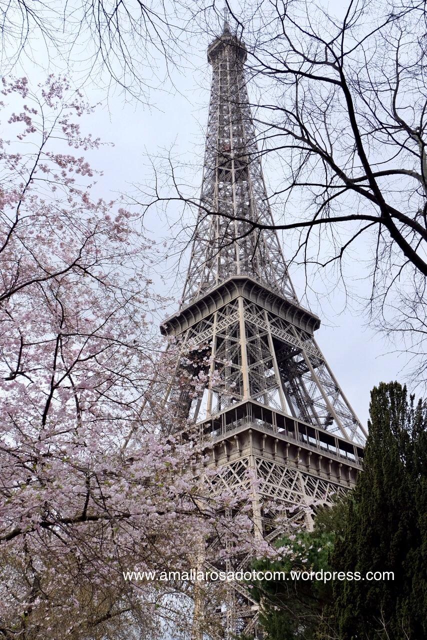 La Tour Eiffel alias Menara Eiffel
