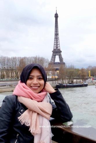 Sampai jumpa lagi, Paris!